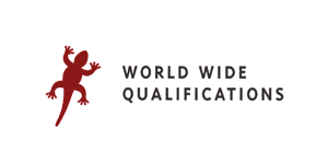 Logo world wide qualifacations