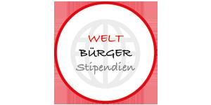 Logo Weltbürger Stipendien